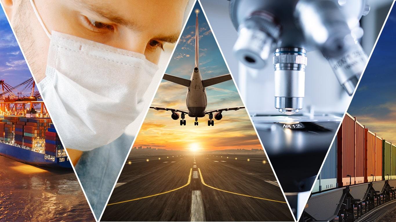 Import z Chin – transport maseczek, środków ochronnych i medycznych w dobie koronawirusa