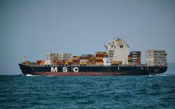 Spedytor morski odpowiada za organizację transportu m.in. kontenerów