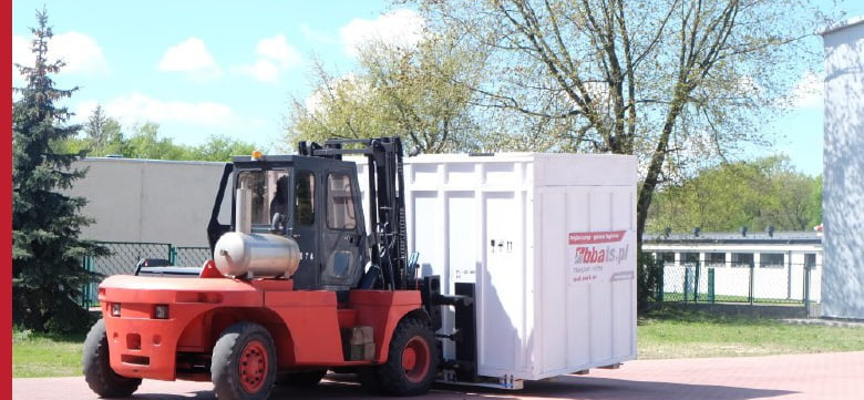 Project Cargo, przemieszczenia i załadunki maszyn, transport ponadgabarytowy