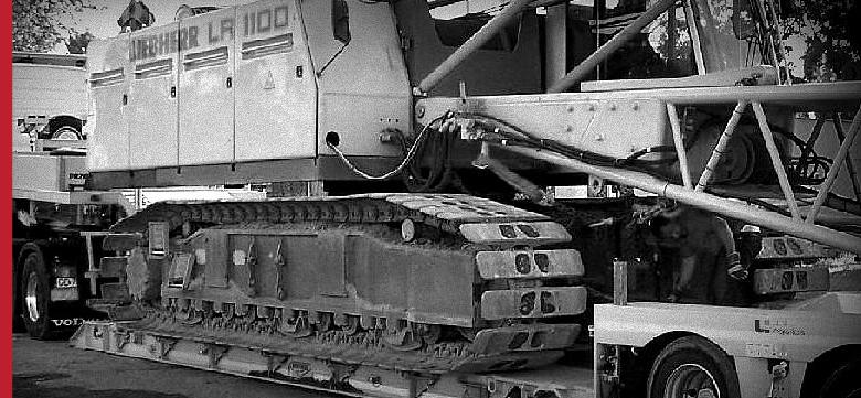 Project Cargo, Spedycja Projektowa, Polska - transport drogowy ponadgabarytowy – naczepy specjalistyczne: kessel, semi trailer, lowbed, tiefbet, modular trailer
