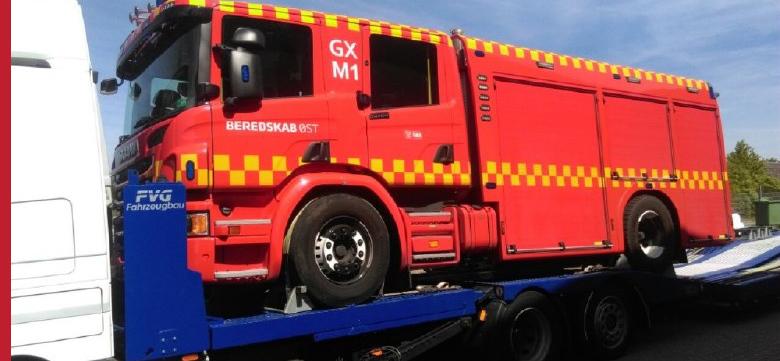 Przewozy pojazdów, Transport specjalny, Niemcy, Holandia, Dania, Wlk. Brytania