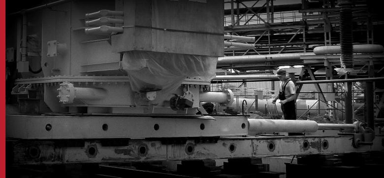 Project Cargo, Spedycja Projektowa, Polska - przesuw poziomy i pionowy ładunków ciężkich: transformatory, generatory, turbiny, zbiorniki