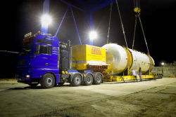 Project Cargo - Transport Ładunku Ponadgabarytowego