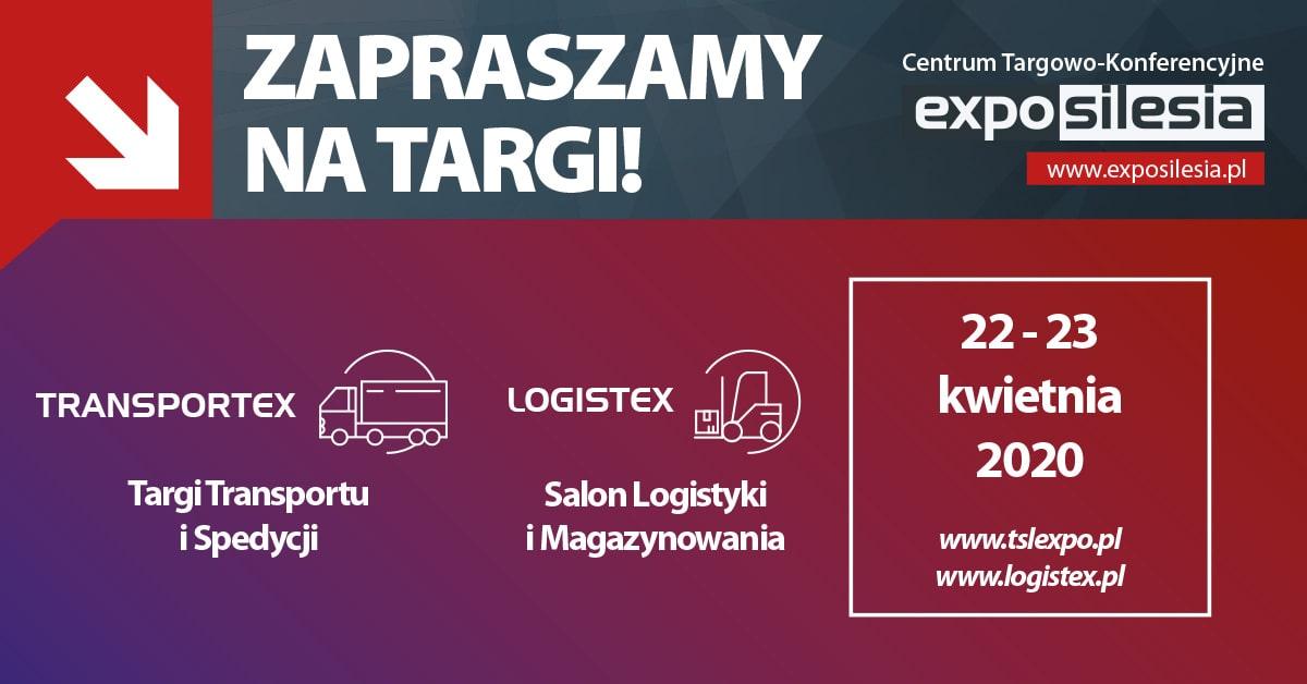 Targi Transport i Spedycja TRANSPORTEX 2020