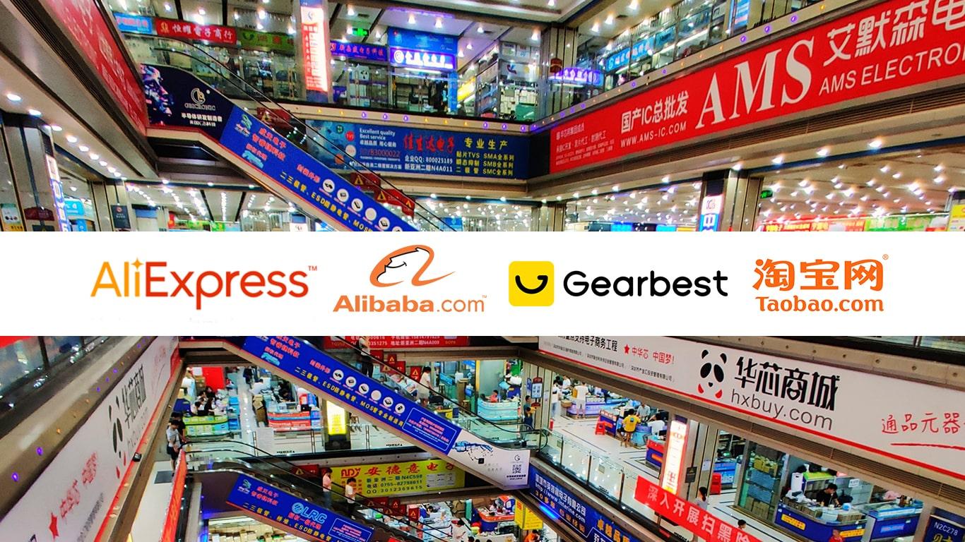 Jak kupować na Aliexpress, Gearbest i DHgate Portale do zakupów w Chinach